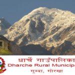 Dharche Rural Municipality धार्चे गाउँपालिका धार्चे गोरखा