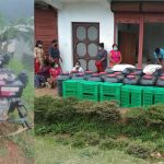 गण्डकी गाउँपालिकाका किसान समुहलाई हातेट्याक्टर वितरण