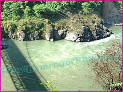 मस्र्याङ्दी नदी