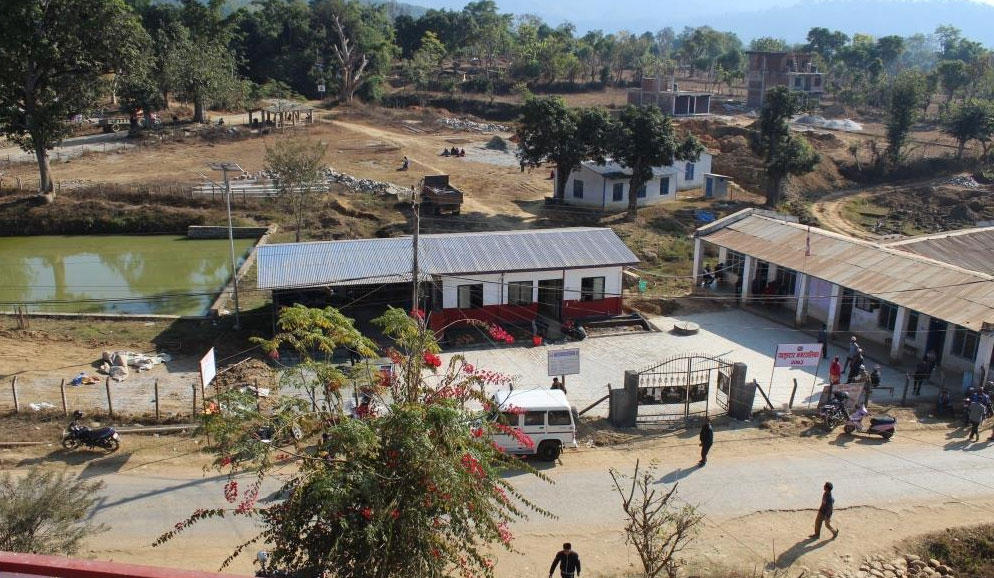 पालुङटार नगरपालिका Palungtar Municipality Palungtar Gorkha
