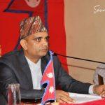 स्थानीय तहमा 'वान रोड सिस्टम' लागू भएन : राजनराज पन्त