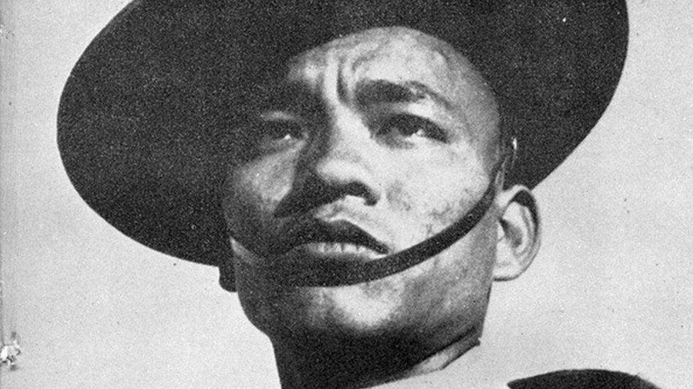 Tulbahadur Pun single-handedly attacked a Japanese machine-gun position