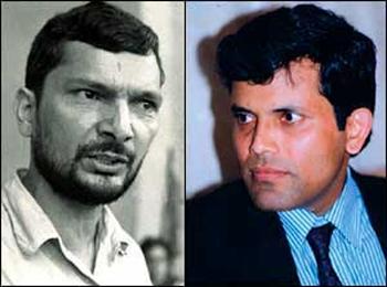 Class of 1970(Dr. Baaburam Bhattrai and Dr. Upendra Devkota)