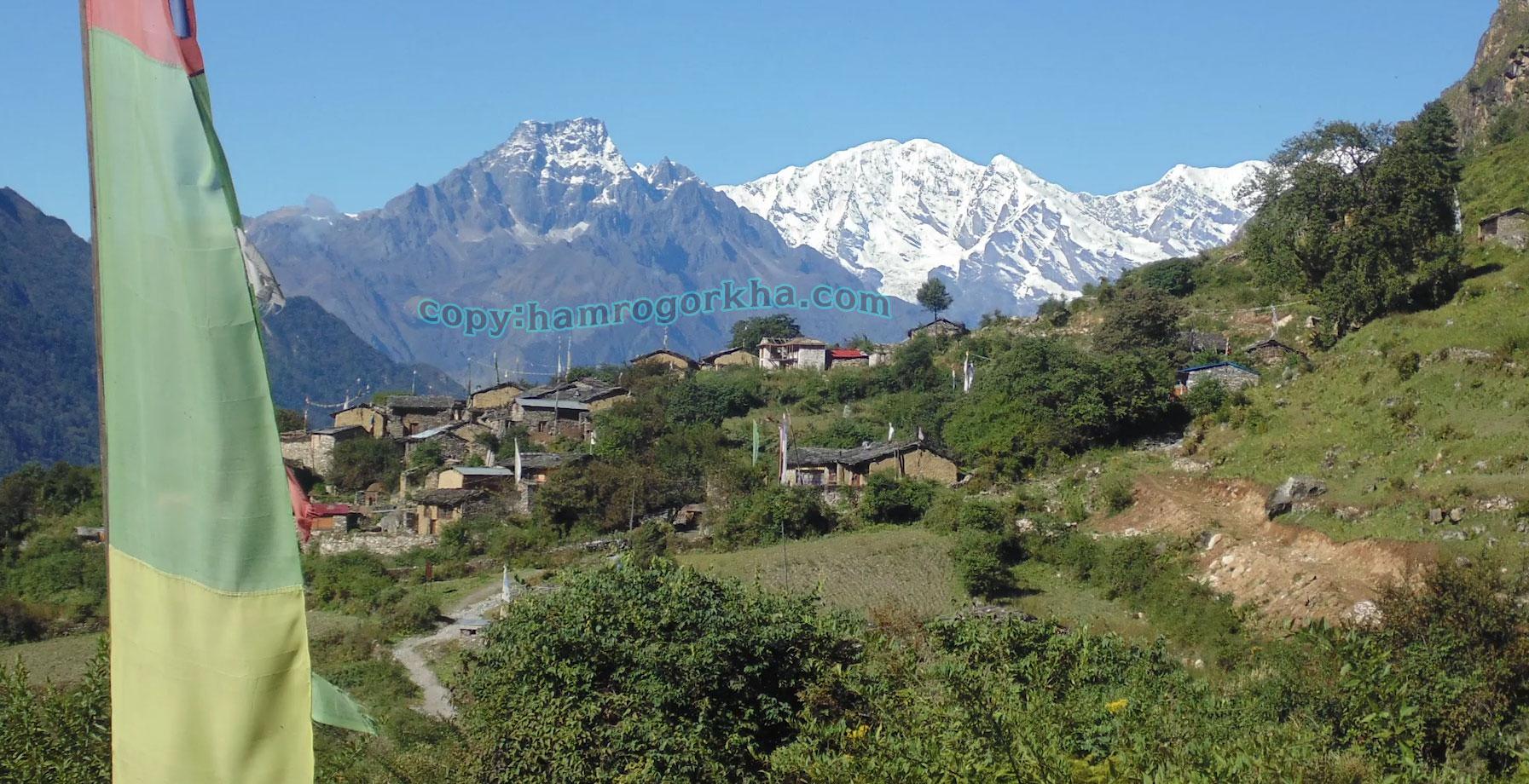 Natural Beautiful Hamro Gorkha