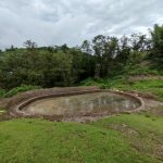 हर्मीमा पार्क बनाउने योजना, चिटिक्क बन्यो पोखरी
