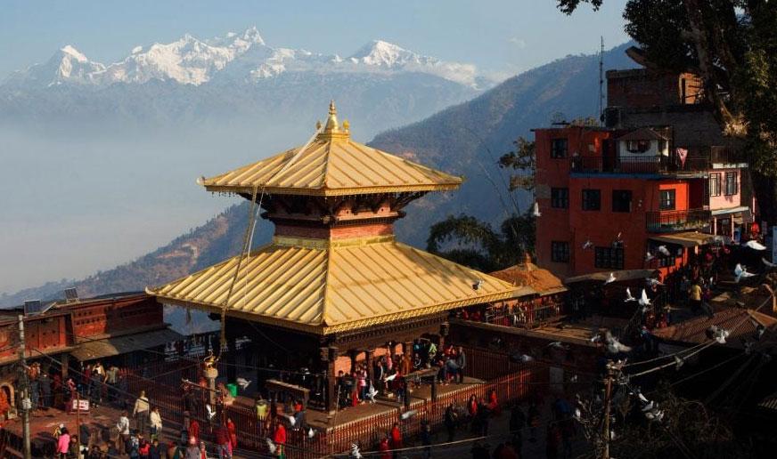 मनकामना मन्दिर, गोरखा